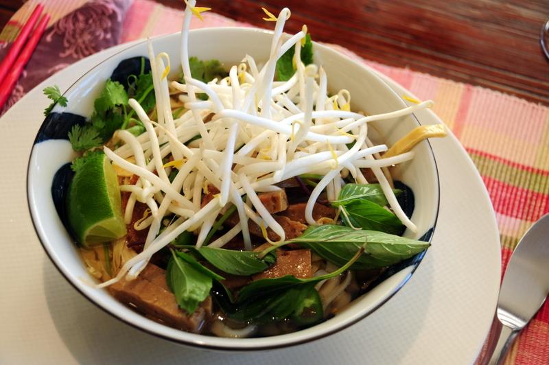 vegetarian Vietnamese Pho