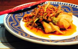 authentic Napa cabbage kimchi