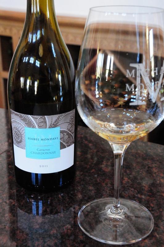 Isabel Mondavi Carneros Chardonnay 2011